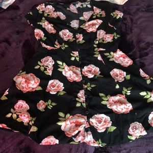 Forever 21 plus size dress with pockets